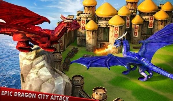 飞龙战斗模拟器城市攻击单机版单机版图2