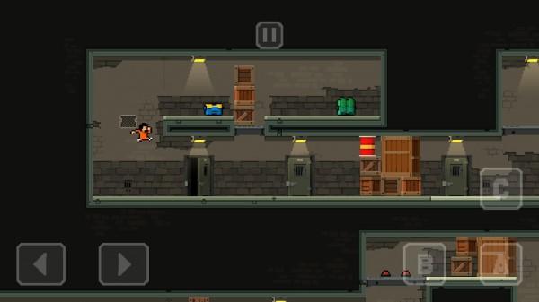 监狱勇者快跑单机版图3