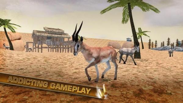 猎鹿达人狩猎单机版图2