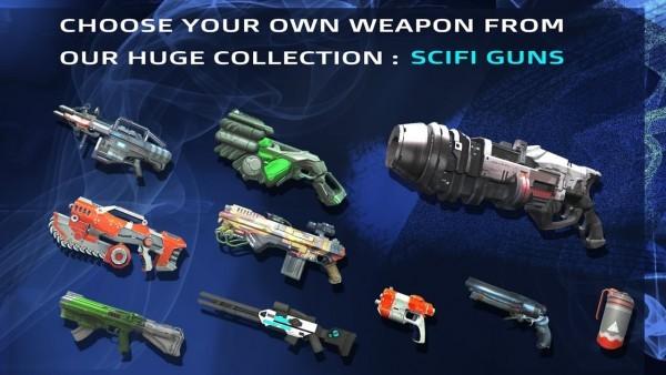 枪炮与相机3D单机版图1