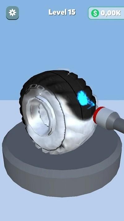 轮胎修复单机版图2