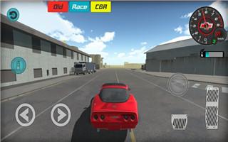 跑车城市特技单机版图3