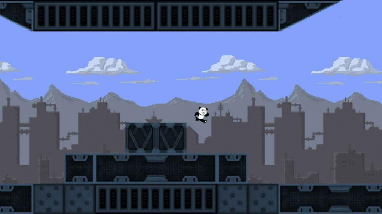 熊猫人永不认输单机版图2