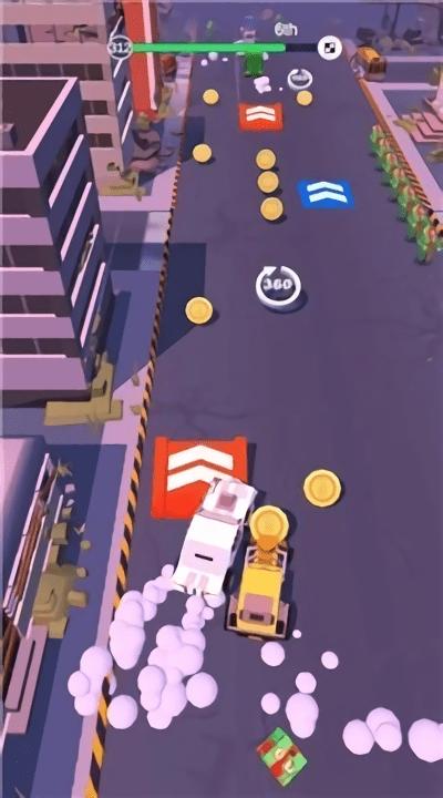 狂撞飞车单机版图2