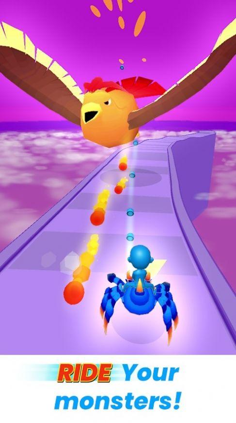 怪物收集运行手机游戏单机版图4