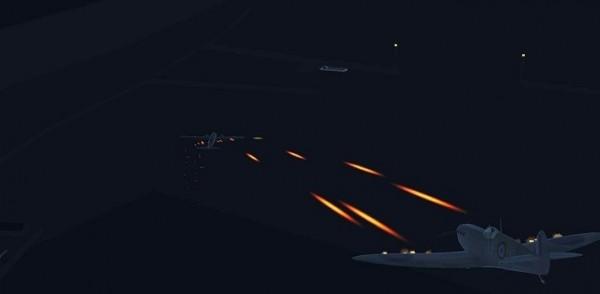 飞行射击战争模拟单机版图1