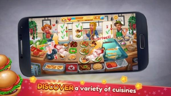 烹饪艺术家美食单机版图4