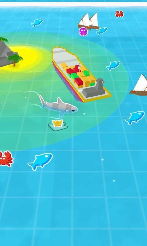 巨鲨吞噬图1