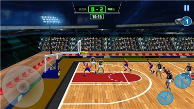 篮球大比拼单机版图3