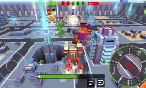 像素机器人战场图3