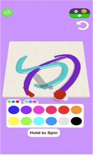 旋转艺术3D图1