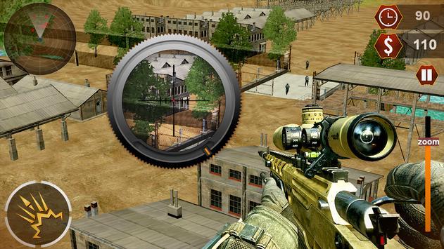 陆军狙击手真正的军队单机版图2