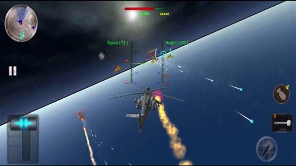 直升机空战先锋单机版图2