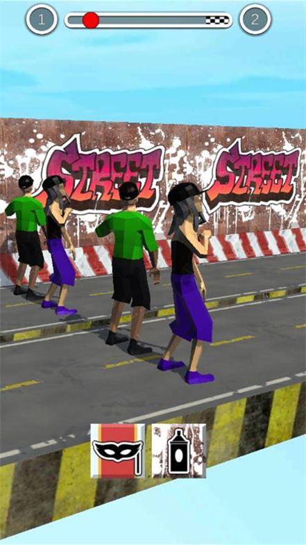 超级踢踏舞3D图1