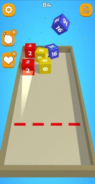 2048的方块冲击单机版图3