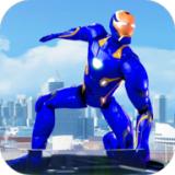 钢铁英雄城市冒险单机版