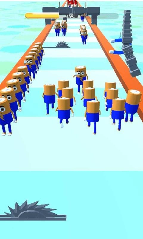 电池奔跑单机版图1