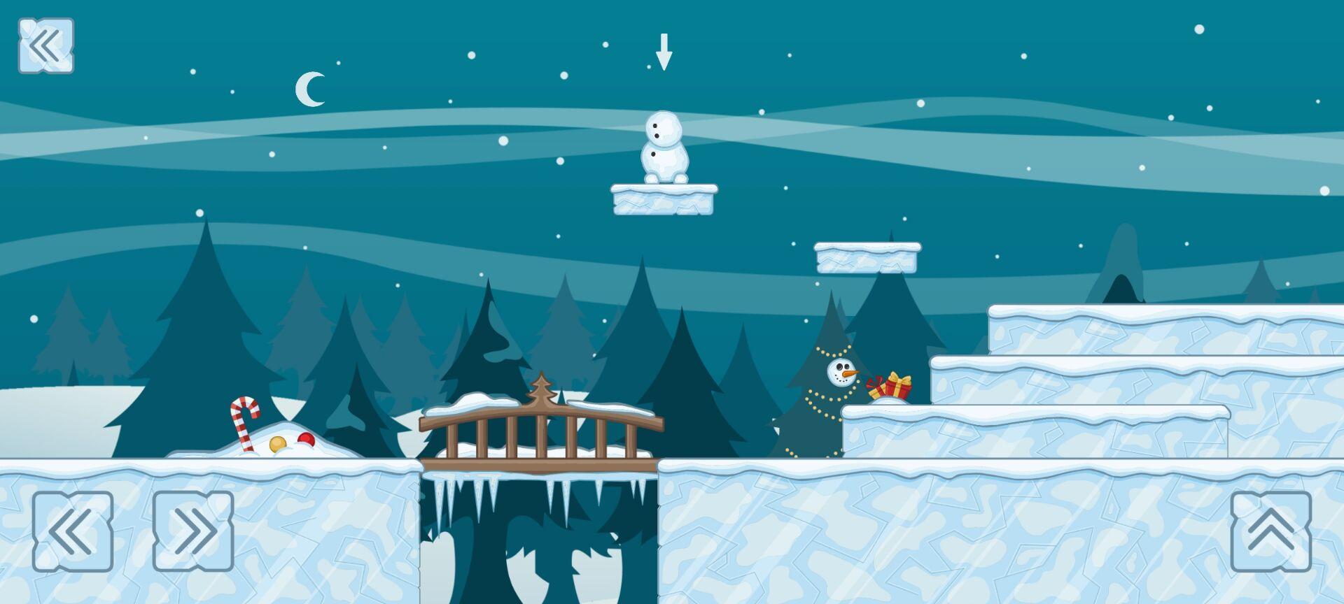 雪人疯狂冒险单机版图2