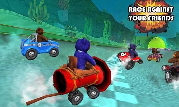 熊熊卡丁车赛单机版图4