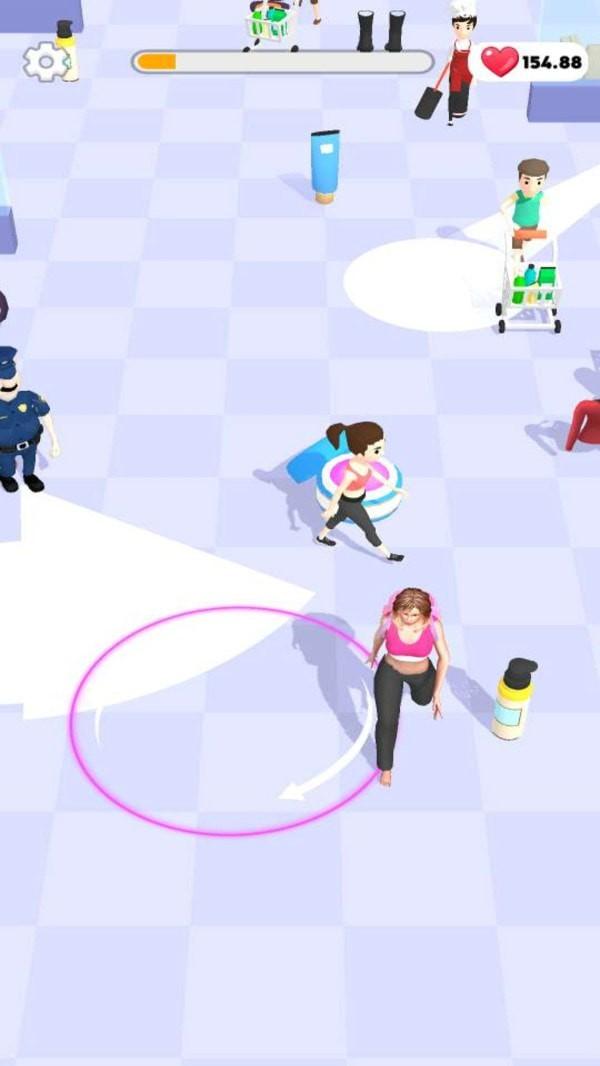 女王小偷3D单机版图4