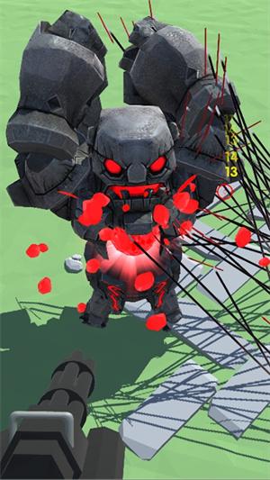 怪物击败单机版图3