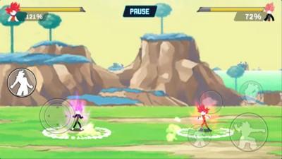 超级火柴人龙战士单机版图3