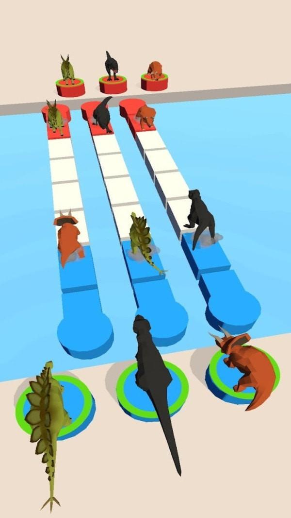 恐龙推推推单机版图1