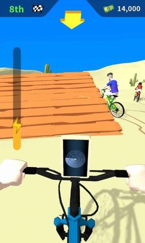 山地自行车对决单机版图3