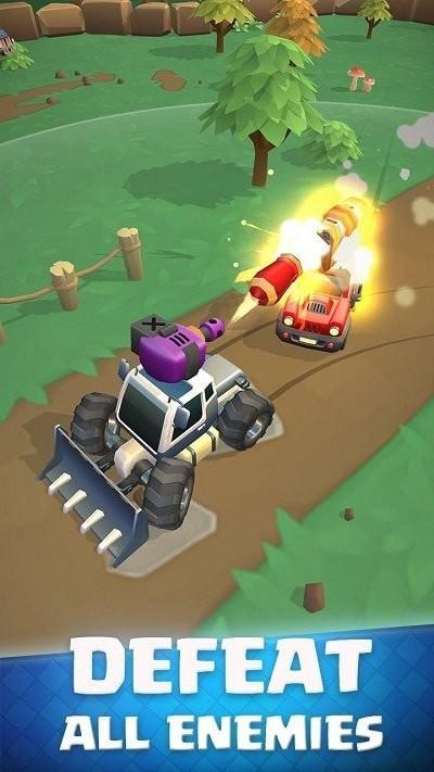 坦克碰撞竞技场图2