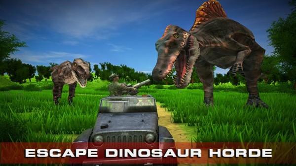 真实模拟射击恐龙单机版图4