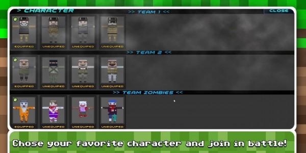 极限疯狂像素战斗单机版图2