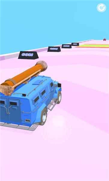 弹射冲撞单机版图1