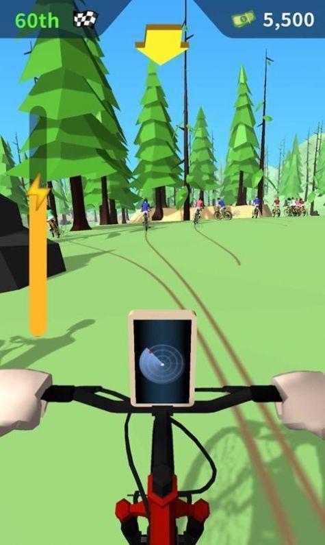 山地自行车对决单机版图1