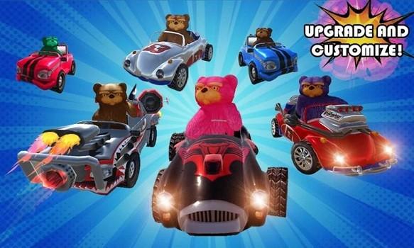 熊熊卡丁车赛单机版图3