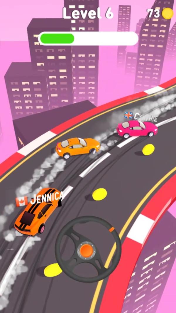 天空赛车单机版图3
