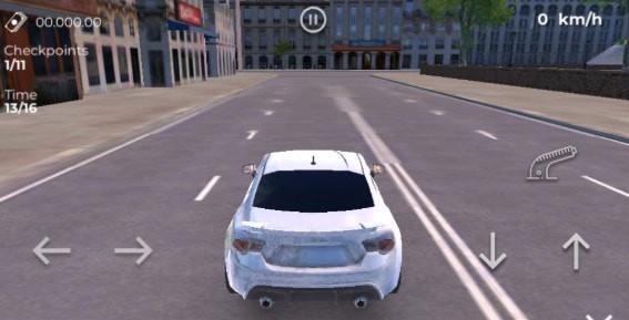 火力全开汽车驾驶单机版图4