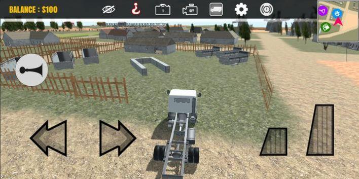 乡村卡车模拟器单机版图3