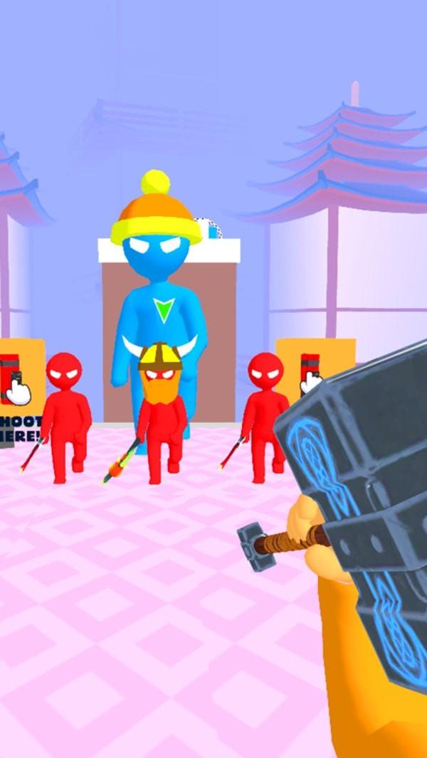 雷霆锤子英雄单机版图2