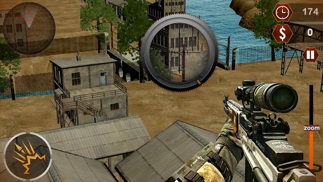陆军狙击手真正的军队单机版图3