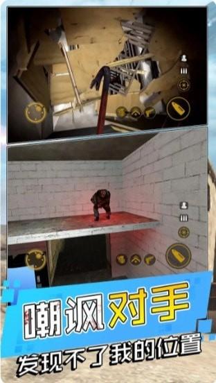 战地躲猫猫单机版图2