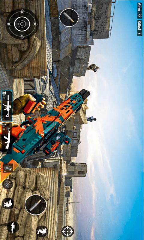 黎明破晓之战单机版图3