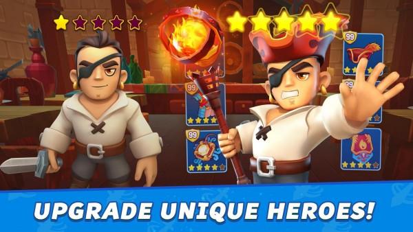 英雄冲刺冒险单机版图1