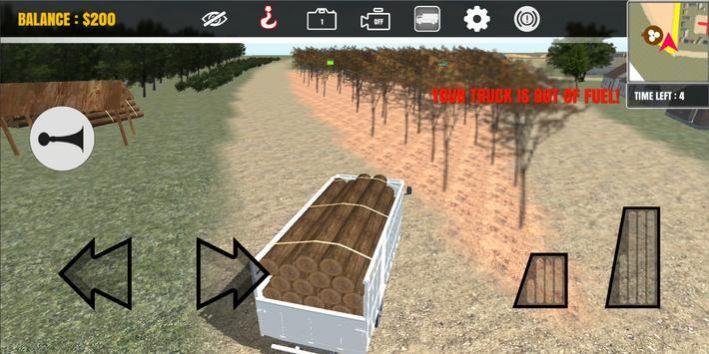 乡村卡车模拟器单机版图2