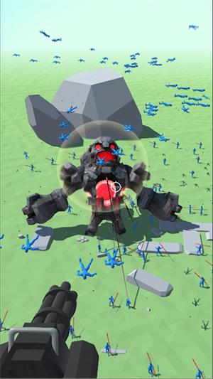 怪物击败单机版图2