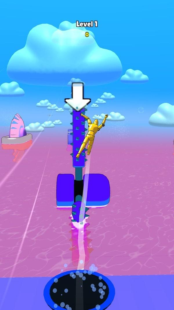 炸飞假人单机版图4
