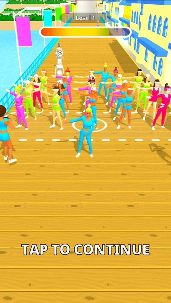 广场舞快跑单机版图4