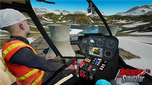 直升机模拟器2021单机版图1