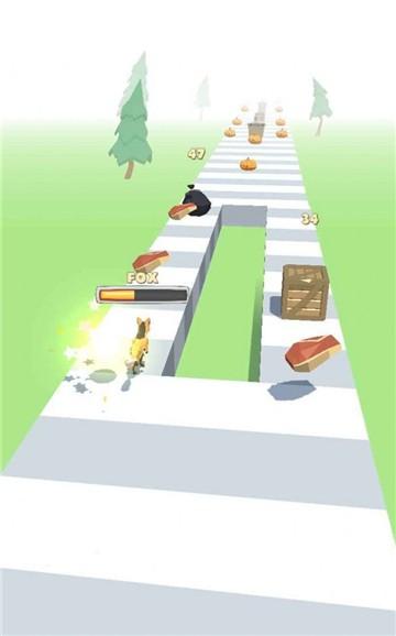 动物快跑3D单机版图2
