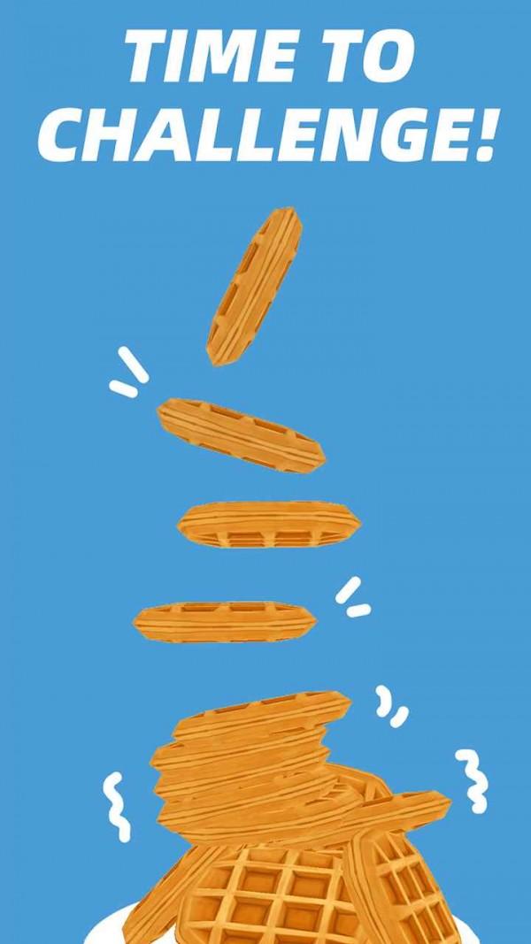 疯狂叠煎饼单机版图2