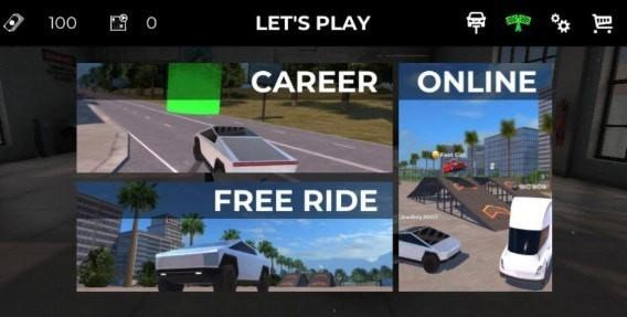 火力全开汽车驾驶单机版图2